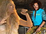 'She's delightful!' X Factor judge Redfoo admits to being close with his own contestant and former Scarlett Belle bandmate Reigan Derry