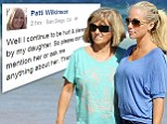 The feud is back on for Kendra Wilkinson and her mother Patt