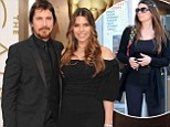 Christian Bale's wife Sibi Blazic already back to pre-pregnancy best as she runs errands in LA after couple quietly welcome second child