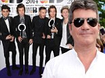 Watch out One Direction! Simon Cowell creates eight-piece boy band and calls them 'one of the best groups ever on X Factor'