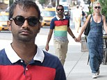 New couple alert! Parks And Recreation star Aziz Ansari dating New York chef Courtney McBroom