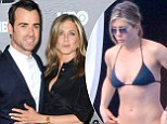 'Squats, tons of water... and no extra chips!' Jennifer Aniston's yoga teacher Mandy Ingber reveals how the star 'tightens up' for romantic beach getaways with Justin Theroux