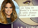 'I will always think of you': Khloe Kardashian posts heartbreaking message one month before five year wedding anniversary to Lamar Odom