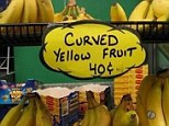 This supermarket seemed to have forgotten the name of a very common fruit