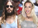 Transgender actress Alexis Arquette sensationally claims to have slept with Jared Leto prior to her gender reassignment surgery