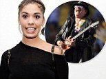 She's found her Reason! Carlos Santana's daughter Stella releases her first single