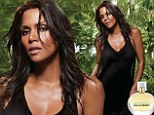 She's wild about it! Halle Berry sizzles in sexy, jungle-set shoot for her new perfume Wild Essence