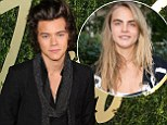 EXCLUSIVE: 'His first scene was a kiss with Cara Delevingne!' Harvey Weinstein reveals he offered Harry Styles a movie role but 1D star turned it down