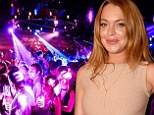 Lindsay Lohan's 'credit card was declined while paying her $2,500 bar tab at 1Oak in Southampton'