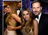 'I totally got busted!' Joe Manganiello admits eyeing up Sofia Vergara at White House dinner... while she was still engaged to her ex