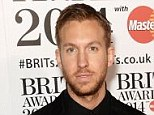 Talented: Calvin Harris has been named the highest paid DJ in the world after earning $66 million in 12 months