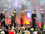 'Bands don't stay together forever!' Simon Cowell predicts One Direction will split after just two more albums