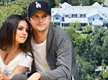 Ashton Kutcher vamps up security by purchasing a new family home in a gated community with fiance Mila Kunis as the two prepare for their first child together