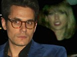 All is forgiven then? Former couple Taylor Swift and John Mayer spotted leaving Chateau Marmont in separate cars