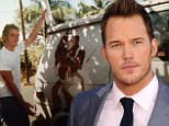 Chris Pratt has detailed his pre-Hollywood life as a beach bum - and revealed that time he almost drowned.