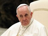 The Pope called the Foley family at their home in New Hampshire Thursday afternoon