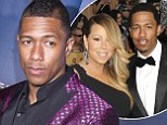 Nick Cannon confirms separation from Mariah Carey... but shrugs it off as he accepts the ALS ice bucket challenge