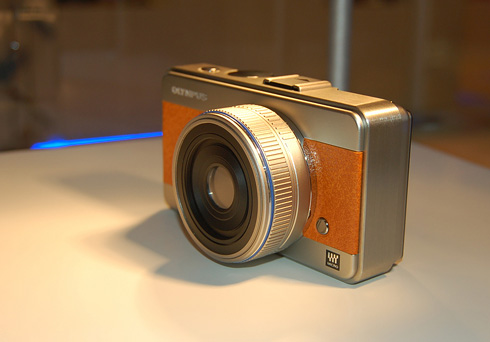 Olympus Micro Four-Thirds Prototype