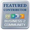 Featured Author on Business 2 Community