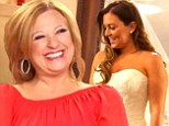 Caroline Manzo gets emotional as daughter Lauren tries on wedding dress (after dramatic weight loss) in Manzo'd With Children preview
