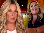 Needs a man: Kim Zolciak Biermann took her nanny Lana out to find a man on Thursday's episode of Don't Be Tardy