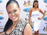 New housewife: Demetria McKinney, shown in June in Los Angeles, reportedly has joined The Real Housewives Of Atlanta as a full-time cast member