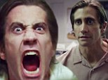 'If it bleeds, it leads!' A gaunt Jake Gyllenhaal captures crime footage in the new action-packed Nightcrawler trailer