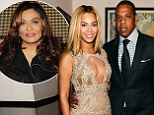 'Beyonce's marriage is PERFECT': Tina Knowles says break-up rumours surrounding daughter and husband Jay Z are untrue