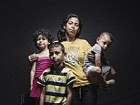 Escaping:  Wendy fled from Honduras with her three children (Jared of 18 months, Jazmin of 3 years, and Eduardo of 8) because of the attempted murder she suffered by her husband, a member of the Mara Salvatrucha 18, one of two of the largest gangs in Central America