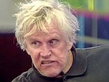 Mandatory Credit: Photo by REX (4080352r)  Gary Busey  'Celebrity Big Brother' TV show, Elstree Studios, Hertfordshire, Britain - 20 Aug 2014