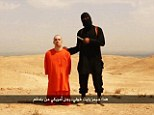 The video showing the killing of Mr Foley is believed to have been filmed somewhere near Raqqa