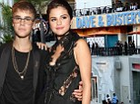 Police called after Justin Bieber and Selena Gomez are involved in an incident at Hollywood Dave & Buster's