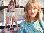 Taylor Swift's summer single Shake It Off sets record for highest debut on Billboard radio airplay chart