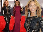 All hail Queen Bey! Beyoncé arrives in gorgeous semi-sheer gown to MTV VMAs and leads the pack with eight nominations