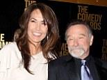 Robin Williams' widow Susan Schneider 'bearing up well' following actor's death