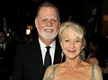 Helen Mirren with her husband Taylor Hackford