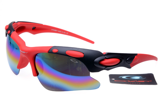 Cheap Oakley Plate Sunglasses Multicolor Lens Darkhaki Frame Onl