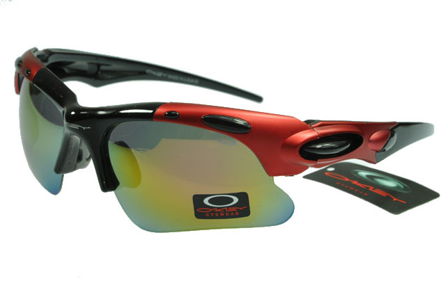Cheap Oakley Plate Sunglasses Yellow Lens Silver Darkhaki Frame