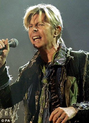 'Stay with us': David Bowie also drew the ire of the cybernats for asking Scotland not to secede