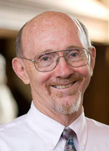 Hal Taussig, author of A New New Testament