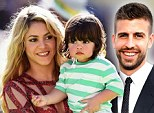 Adding to the family: Shakira has confirmed she and her soccer player partner Gerard Piqué, are expecting their second child together