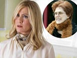 'I basically look like my mom!' Jennifer Aniston channels her formerly estranged mother Nancy to play kidnapped socialite in Life of Crime