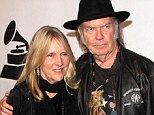 The end of an era: Singer Neil Young files for divorce from wife Pegi Young after 36 years of marriage