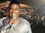 'He's really having a tough time': Tracy Morgan 'struggling' through slow recovery after deadly crash on New Jersey Turnpike