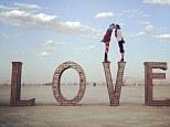 Burning Man 2014 in Black Rock City