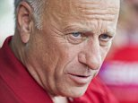 UNITED STATES - AUGUST 08: Rep. Steve King, R-Iowa, speaks with reporters at the 2014 Iowa State Fair in Des Moines, Iowa, August 8, 2014. (Photo By Tom Williams/CQ Roll Call)