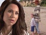 Minnie Driver unravels the truth about her father's double life and says she did it for son Henry in sneak peek for Who Do You Think You Are