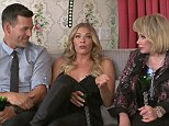 LeAnn Rimes makes tasteless rape joke to Joan Rivers about losing her virginity during couple's interview with Eddie Cibrian
