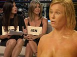 Going out with a bang: The final episode of Chelsea Lately on E! aired on Tuesday and was star-studded and hilarious