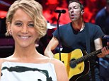 Chris Martin making beautiful music with new love Jennifer Lawrence as its revealed 'he's writing songs for her'